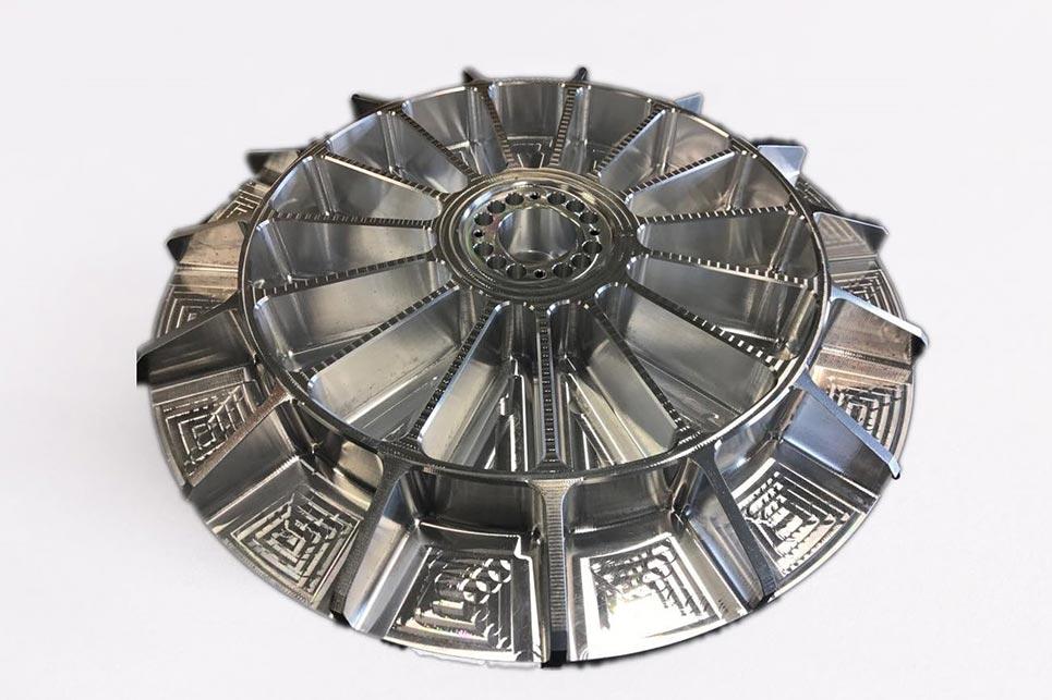 Aluminiumtraegerscheibe