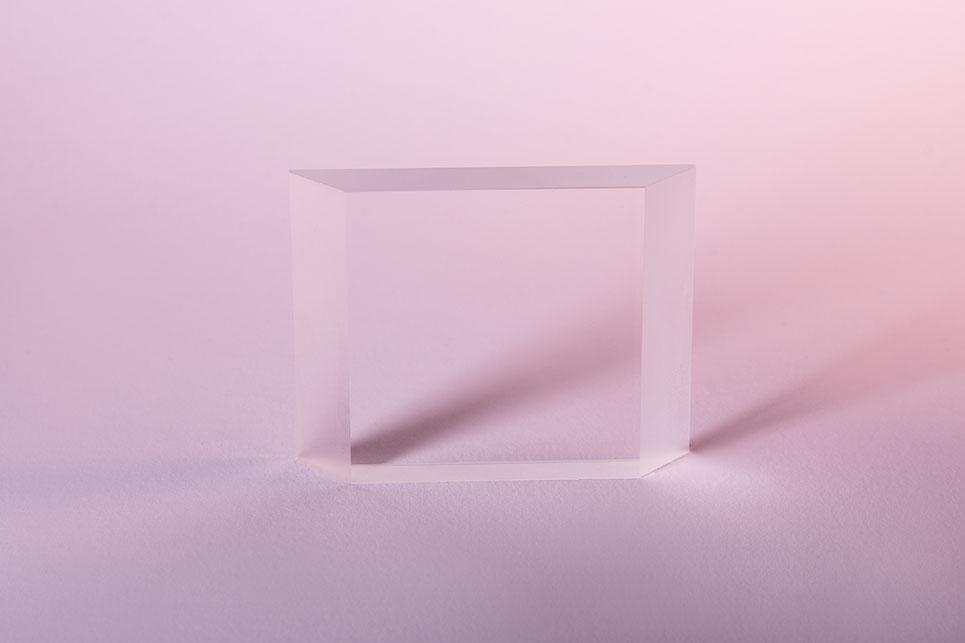 Laseroptik-mit-Keil