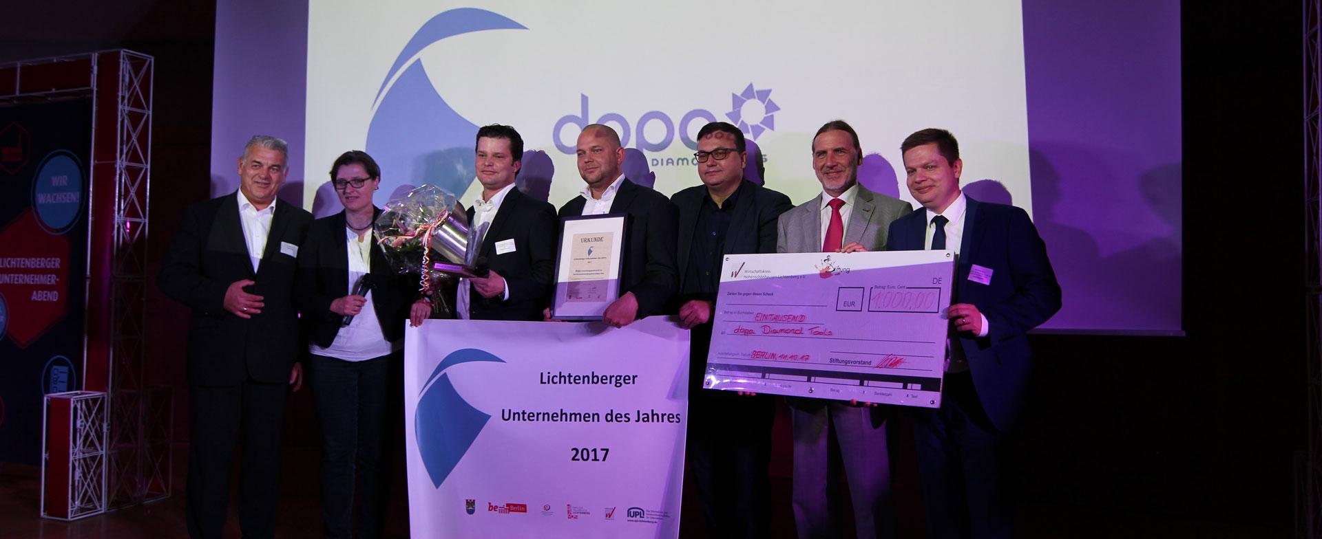 Lichtenberger Unternehmen des Jahres