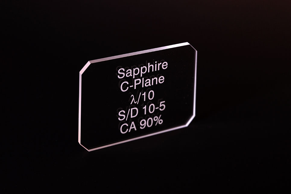 Revolutionary Sapphire Optics